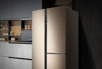 00后抛弃传统  拥有一台TCLT型对开三门冰箱