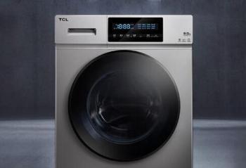 免污护衣皆不可少 TCL8公斤免污式全自动变频滚筒洗衣机