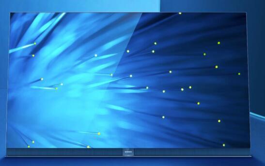 """依托""""变色龙""""AI芯片  创维65S9A65英寸OLED自发光有机电视"""