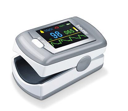 老人专用指压式血氧仪,检测无需去医院