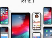 安排了!IOS 12.1 正式版10月30日发布,双卡功能将会激活