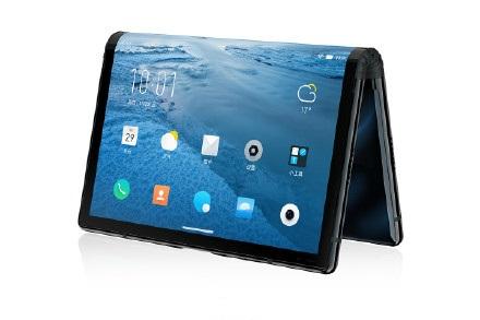 柔宇科技首发全球首款折叠屏手机 折叠屏时代要来了?