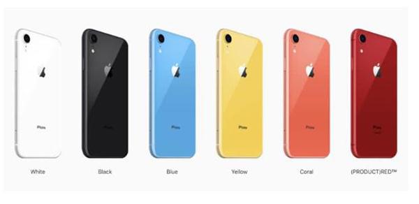 科技来电:iPhone XR其实并没那么受欢迎