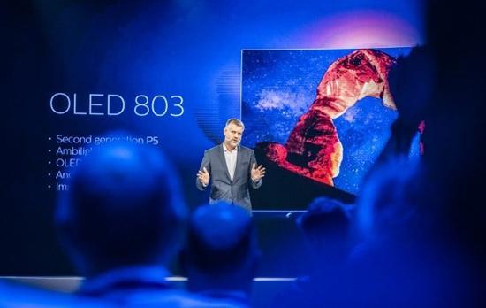 飞利浦OLED803登陆中国 踏准行业高端升级节拍