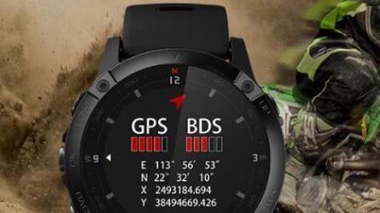 90天超长续航 军拓铁腕5X智能腕表为户外探索保驾护航
