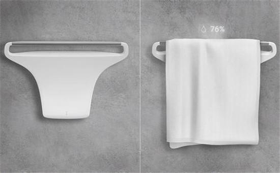 智能毛巾烘干机 彻底告别潮湿和异味