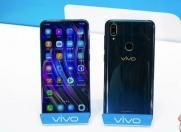 vivo 在台发布V11系列新机 性价比不及vivoZ3