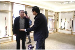 2018中国质量万里行・吸尘器行业质量提升行动 走进莱克