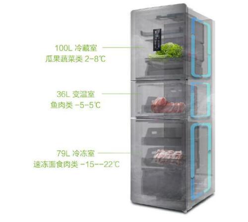 冬意渐浓  TCL典雅银冰箱展现非凡品味
