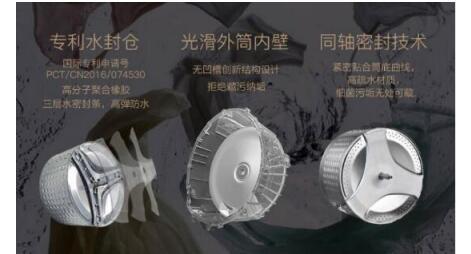 不再有大量细菌困扰  有TCL11公斤免污式全自动变频洗烘一体机