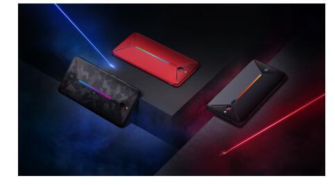 移动电竞大杀器 红魔Mars电竞手机惊艳来袭