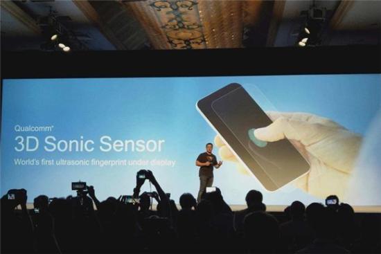 高通正式发布骁龙855,支持屏下指纹开启5G时代!