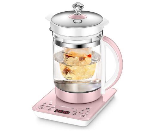 用养生壶的煲粥键 做出宝宝爱吃的健脾养胃粥