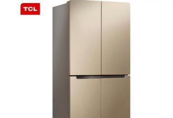 错过双11还有双12 十字对开门冰箱为空间精打细算