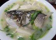 寒冷冬季吃什么  有鱼头豆腐汤就不怕了
