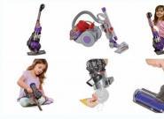 戴森出儿童版吸尘器? 价格说明了它的用途