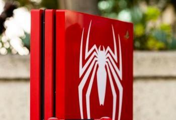 售价 2999 元,《漫威蜘蛛侠》限量珍藏版 PS4 Pro 来了