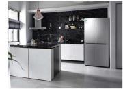 消费升级提升品质 首选TCL460升十字对开门冰箱