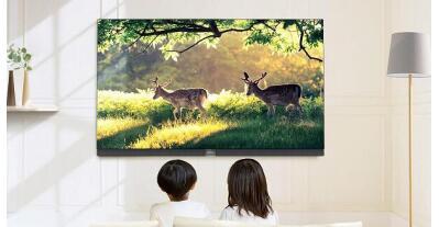 创维OLED 4K超高清无蓝光护眼全面屏电视 护眼更健康