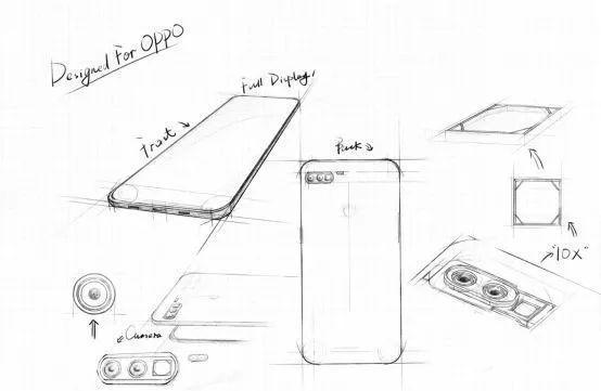 OPPO拍照专利曝光 新品或实现10倍变焦