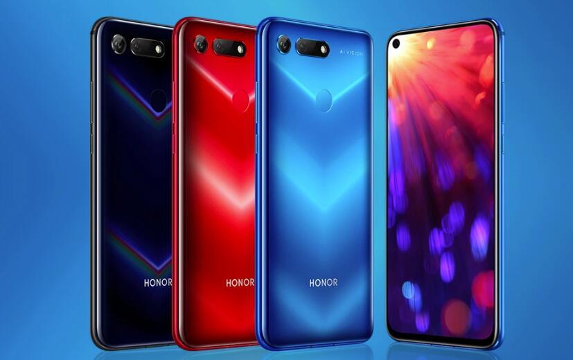 荣耀V20胡歌同款手机 12月28日10:08开启抢购