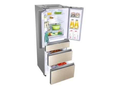 家庭食材保鲜的核心  400多升的五门冰箱五款盘点