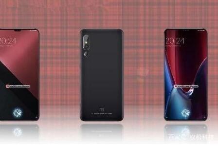 2019年  小米手机9和小米手机MIX 3S两款顶级旗舰