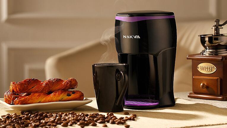 带来美好午后时光  拥有一台美式滴漏式咖啡机