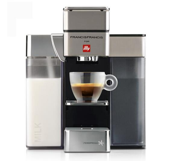 厌倦了庞大的旧式咖啡机 何不来试试胶囊咖啡机