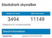 黑鲨新机跑分曝光 骁龙855妥妥的