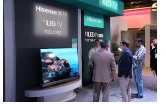 8k电视+三色激光,海信画质惊艳2019年CES