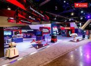 京东展台游戏手机聚焦CES目光,中国品牌创新力获老外点赞!