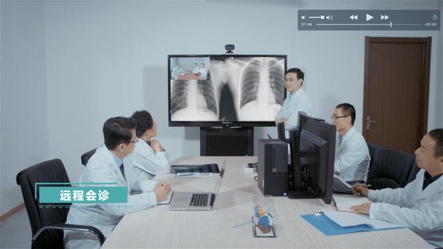 海信医疗发布智能全景会诊显示器新品 目前推出20余款医用显示器