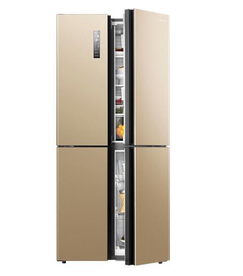 后备箱又满了,选择一台400多升的十字对开门冰箱