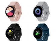 三星新款智能手表大曝光:四色可选,颜值真香?