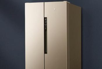 必备电器  三款456升对开门冰箱横评
