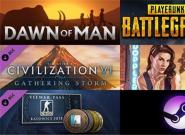《人类黎明》登顶Steam榜首,神舟两款GTX1060迎来最低秒杀!