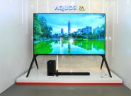 AWE夏普展馆:每个区域都体现了生活中的科技