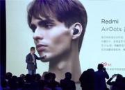 Redmi首款真无线蓝牙耳机―Redmi AirDots,售价99.9元!