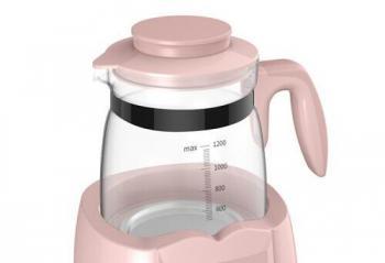 宝妈难当 1.2L恒温调奶器助你带好娃