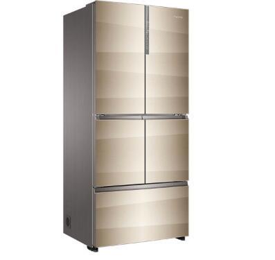 德式五门冰箱 方便家庭对不同类食材的多温度存放需求