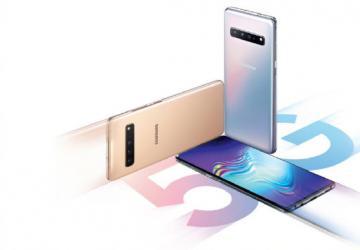 侃哥:首款5G手机即将发售 三星、华为得意 苹果失意