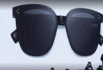华为P30系列发布会:可穿戴智能眼镜EyeWear亮相