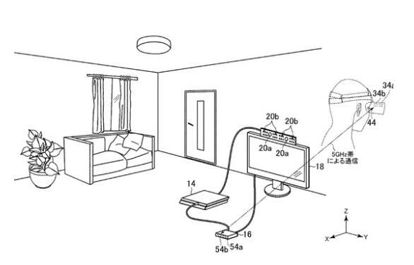 索尼VR再曝新专利 和电子竞技有关?