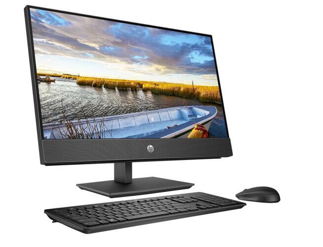 省电有方,23.8英寸一体机电脑精简更低耗