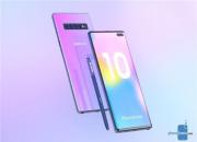 确定了!三星Galaxy Note 10 5G版将于下半年发布
