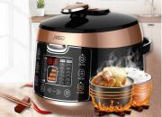 轻松下厨房,5升电压力锅约美味