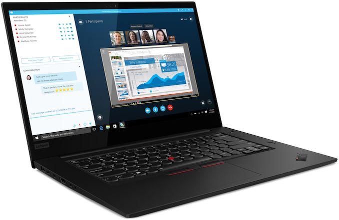 ThinkPad X1 Extreme在保持轻薄的同时更新了第九代i9处理器以及1650显卡