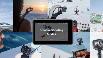这是要拆GO Pro的台!大疆推出Osmo Action运动相机