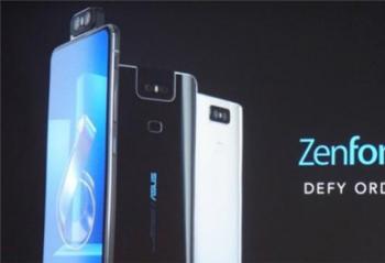今日华硕ZenFone 6在西班牙发布,翻转相机设计炫酷十足!